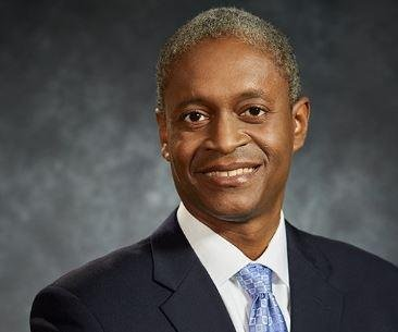 Bostic named first African-American regional Federal Reserve president