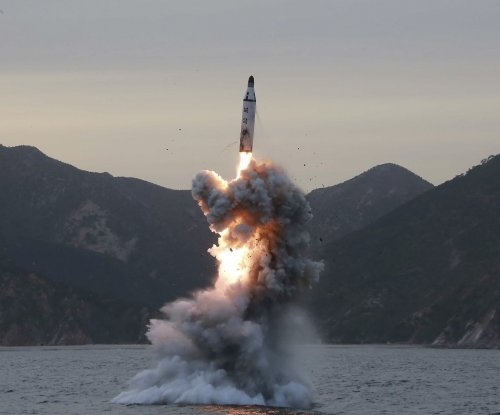 Report: U.S. considers shooting North Korea test missiles out of the sky