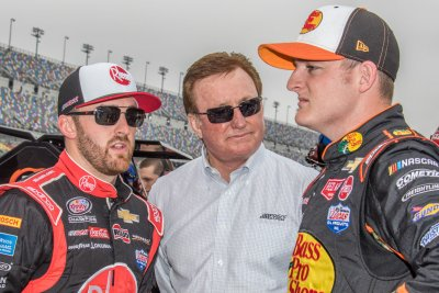 NASCAR: Team owner Richard Childress fires gunshots at intruders