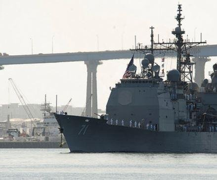 Navy cruiser USS Cape St. George to get $35M in upgrades