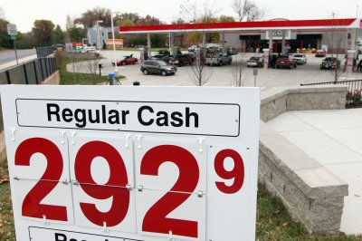 U.S. gas prices ebb, but still at a painful level