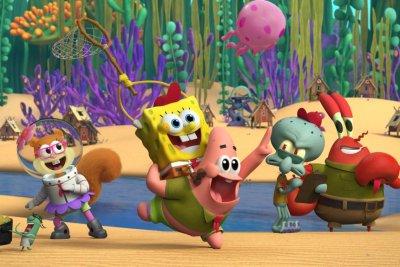 Nickelodeon releases first look at 'SpongeBob' prequel series