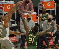 All-Star guard Jrue Holiday agrees to 4-year extension with Bucks