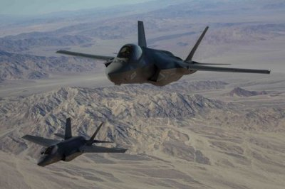 First Marine Corps F-35C squadron reaches full operational capability