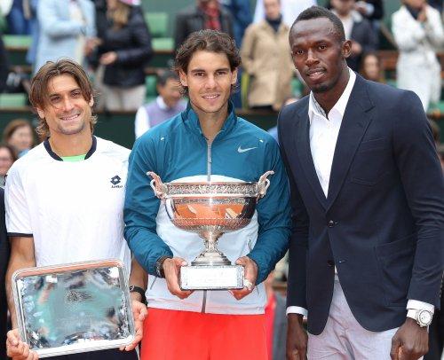 Despite losing final, Ferrer passes Nadal in tennis rankings