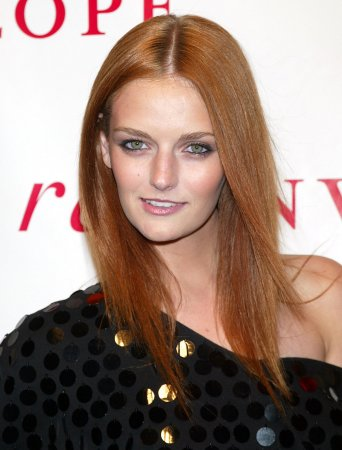 Lydia Hearst achieves success as model