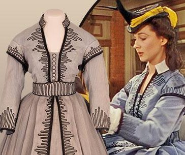 Vivien Leigh's 'Gone With the Wind' gown fetches $137,000 at auction