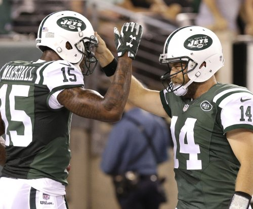 Brandon Marshall TD highlights New York Jets' win vs. Washington Redskins