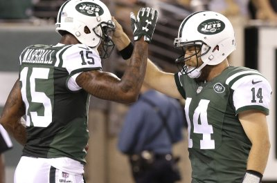 Brandon Marshall TD highlights New York Jets' win vs. Washington Redskins