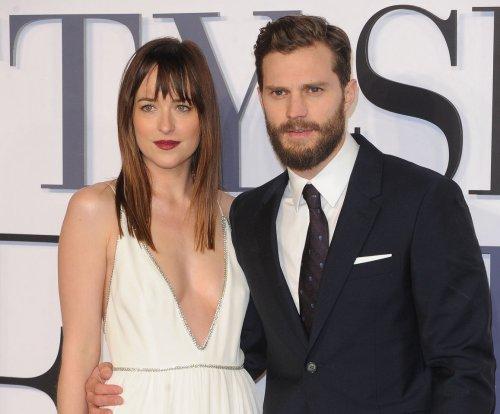 Jamie Dornan on 'Fifty Shades' co-star Dakota Johnson: 'We have a lot of fun'