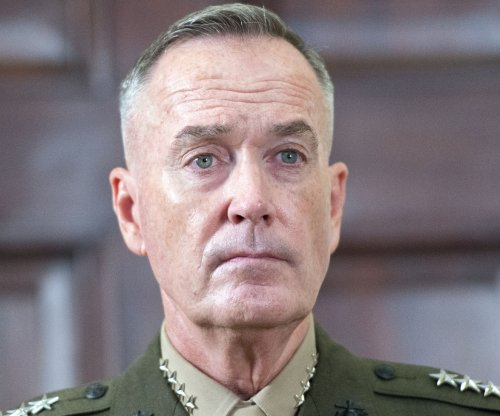 Dunford on North Korea: Diplomacy, sanctions before military response