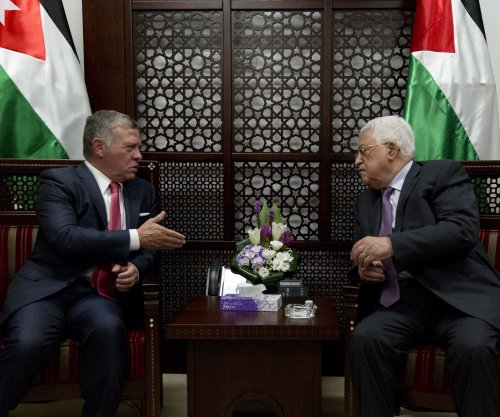 Palestinian, Jordanian leaders want Trump to support 1967 borders