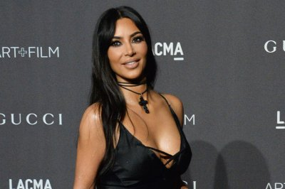 Kim Kardashian, Kylie Jenner wear matching looks in makeup promo
