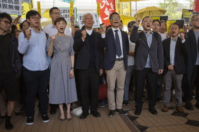Hong Kong court finds 'Umbrella Movement' leaders guilty of public nuisance
