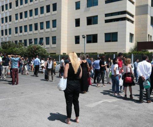 5.3-magnitude earthquake strikes near Athens