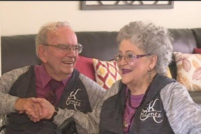 Couple coordinates matching outfits every day for 68-year marriage