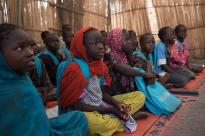 Report says accused Nigeria children enduring harsh treatment
