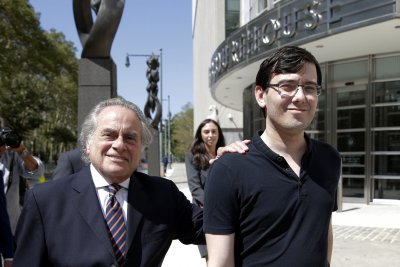 FTC sues Martin Shkreli for illegally monopolizing drug