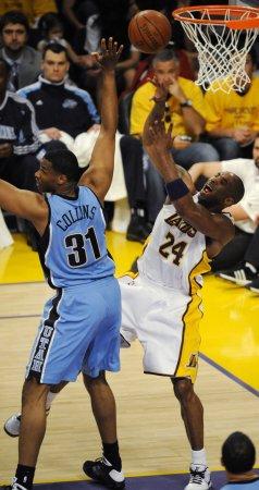 NBA: Los Angeles Lakers 113, Utah 100
