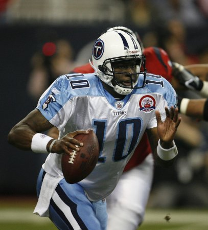 Vince Young tops AFC players