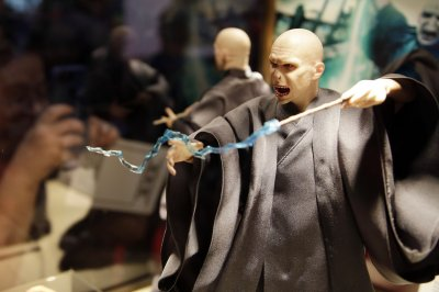 Christmas toy charity bans Harry Potter, Pokemon