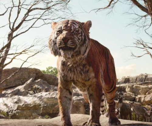 'The Jungle Book' clip introduces Idris Elba as Shere Khan