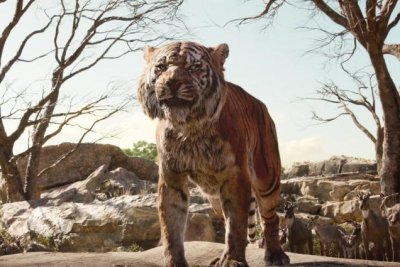 'The Jungle Book' clip introduces Idris Elba as Shere Khan