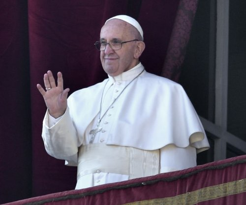 Pope's message urges less judgment, but no change on same-sex unions