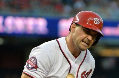 Washington Nationals place 1B Ryan Zimmerman on 15-day DL