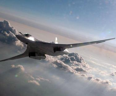 Modernized Russian bombers will be able to fly in the stratosphere