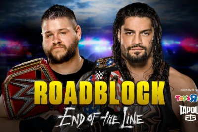 WWE Roadblock: Charlotte, Sasha Banks go the distance, Kevin Owens battles Roman Reigns
