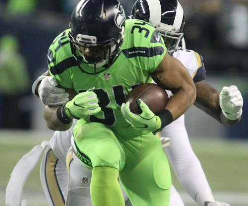 Seattle Seahawks expected to use Thomas Rawls as 'complement' RB