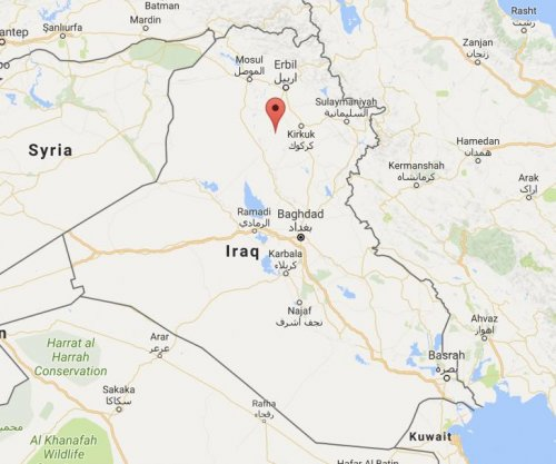 Iraqi military finds mass grave in Hawija