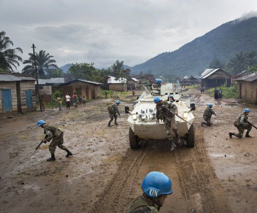 Fourteen UN peacekeepers, 5 others killed in Congo attack