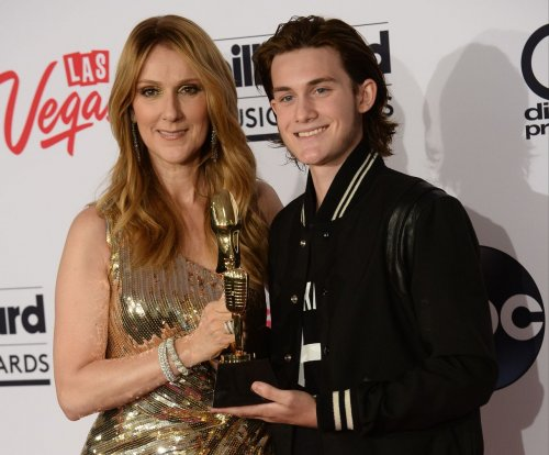 Celine Dion's son Rene-Charles tops SoundCloud chart with raps