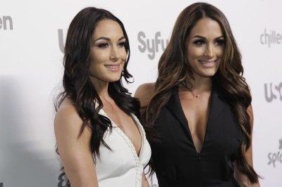 Nikki, Brie Bella celebrate 10 year WWE anniversary
