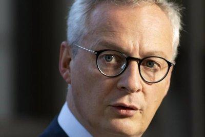 French finance chief: EU would 'hit back' against U.S. tariffs
