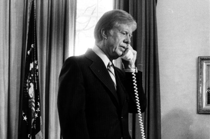 On This Day: Jimmy Carter revives draft