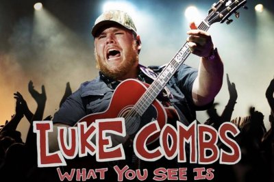Luke Combs adds fall dates to 'What You See' tour