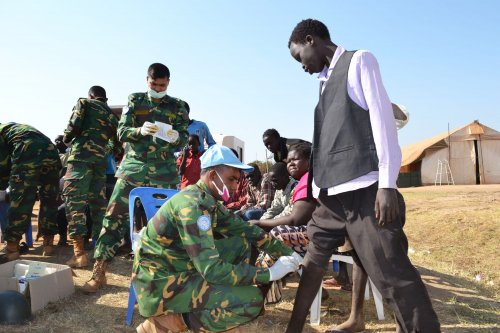 Harassment of U.N. staff in South Sudan impacting mission, U.N. says