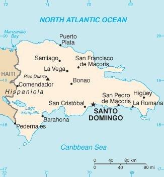 U.S. dedicates new embassy in Dominican Republic
