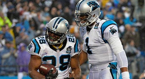 Carolina Panthers shut down Arizona Cardinals in NFC Wild Card