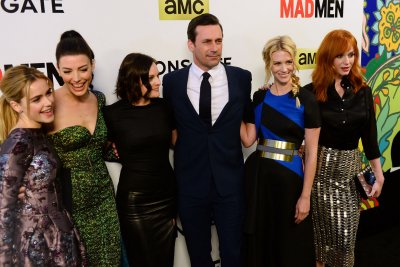 AMC sets premiere date for second half of final season of 'Mad Men'