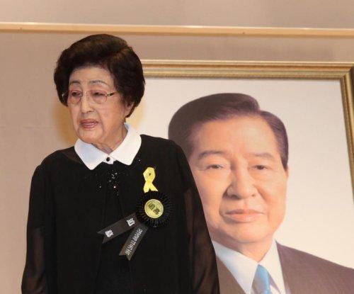 Widow of SKorea President Kim Dae-jung to visit North Korea