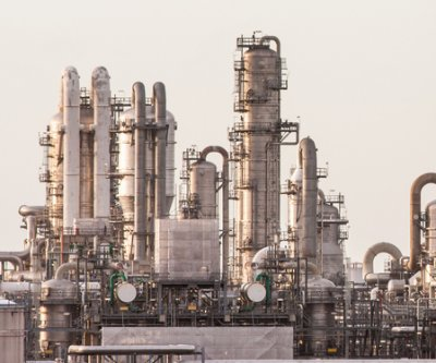 North Dakota refinery completed