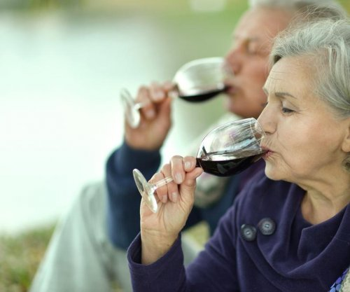 Study finds people over 65 drinking at unsafe levels