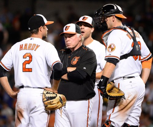 Baltimore Orioles sweep New York Yankees