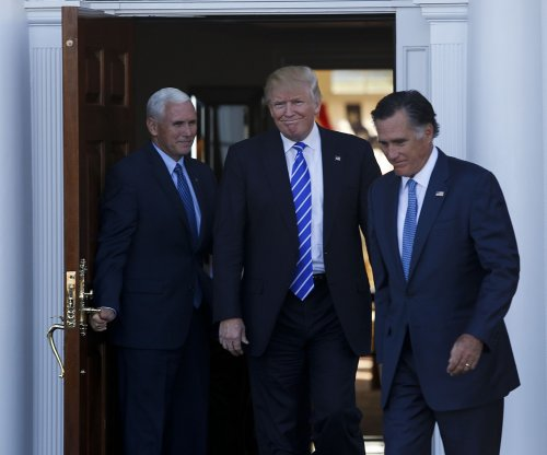 Donald Trump, Mitt Romney meet amid speculation on secretary of state job
