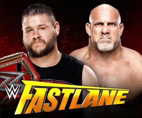 WWE Fastlane: Goldberg becomes new Universal Champion