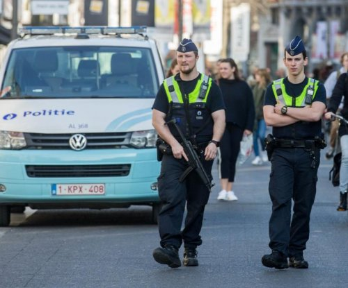 Police in Antwerp arrest would-be car attacker